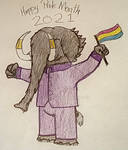 Pride Month 2021 - Pansexuality by Yowza009