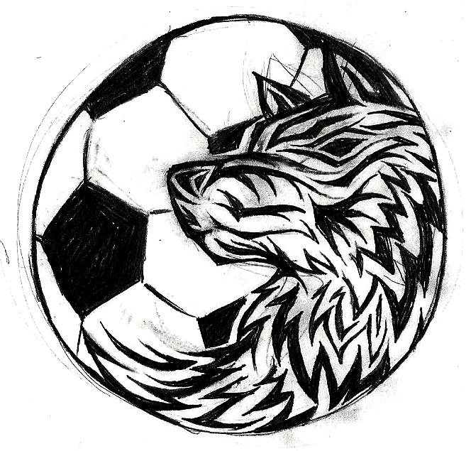 soccer team wolves logo by zutaraxwolf on deviantart