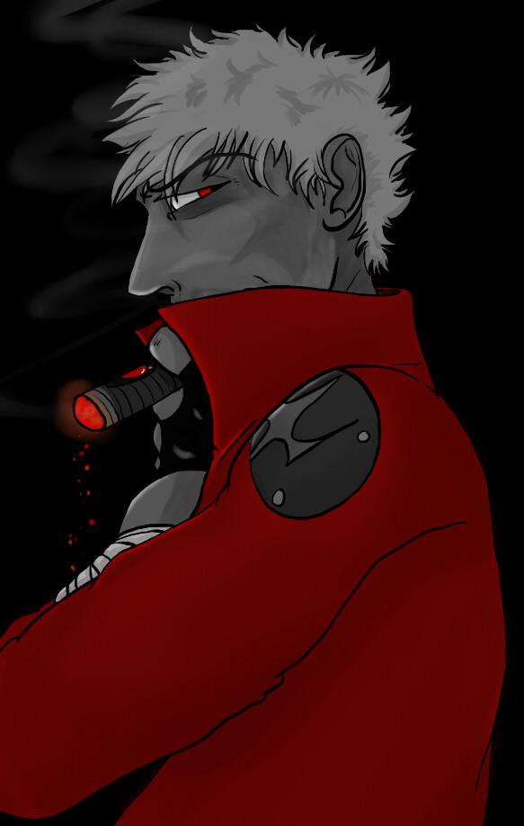 ::Crimson hunter sample:: by ScratchingSouls