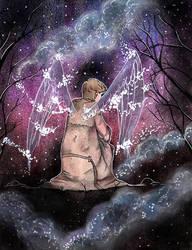 Where is the angel? by Chupu
