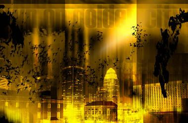 last dawn on golden city