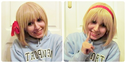 Two ways wig test by Doriri-chan