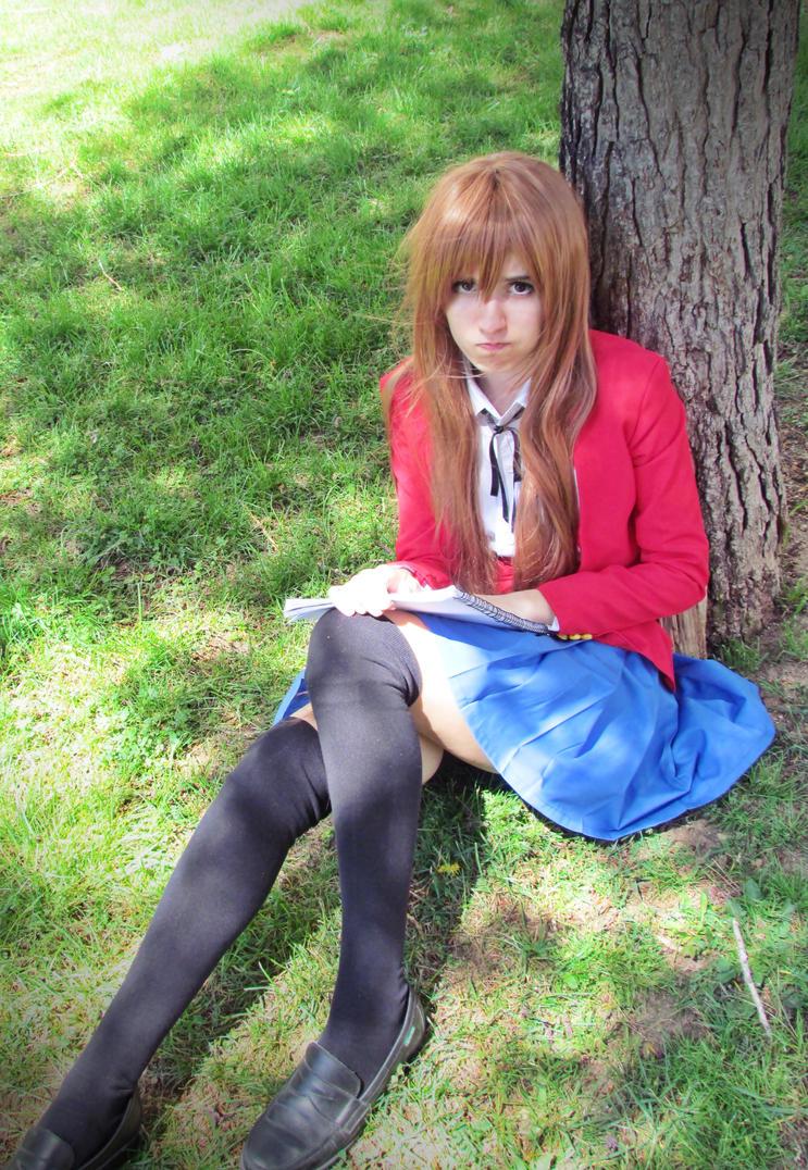 Taiga Aisaka, Toradora! 02 by Doriri-chan