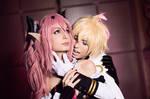 Mika and Krul, Owari no Seraph