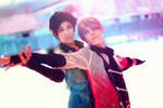 Viktor x Yuri, Yuri!!! on Ice (Stay Close to Me)