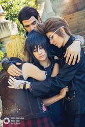 Final Fantasy XV 02 by Doriri-chan