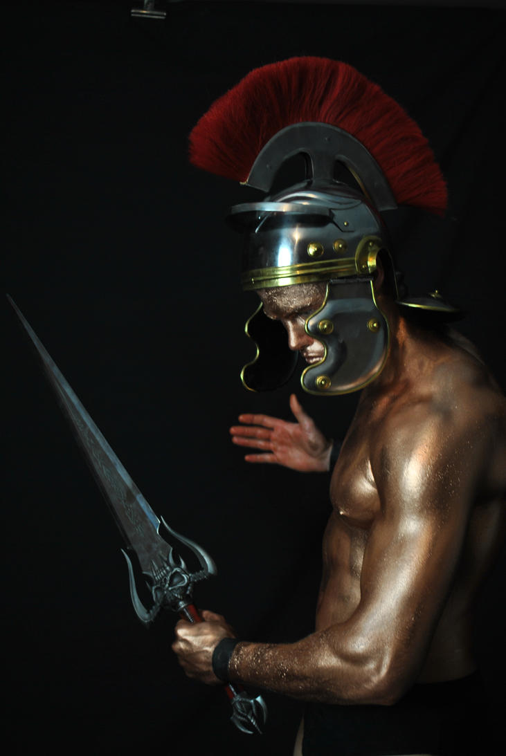 Roman Warrior by The-Wild-Kat