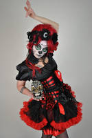 day of the dead1 by The-Wild-Kat