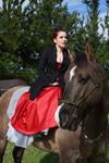 horse lady stock 10