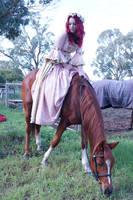 renaissance horse ride stock 1 by The-Wild-Kat