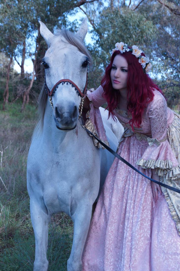 renaisssance horse ride 17 by The-Wild-Kat