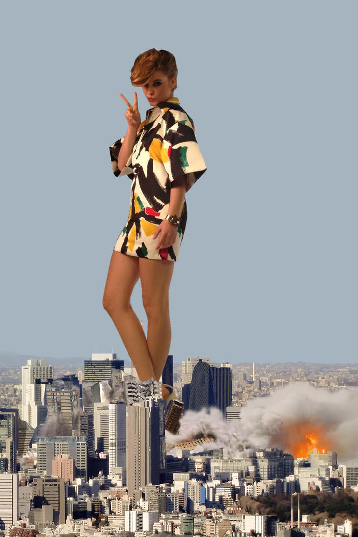 Mega Barbie Girl by stalker65