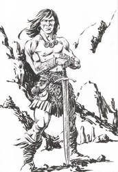 Conan227 by Doodlemark