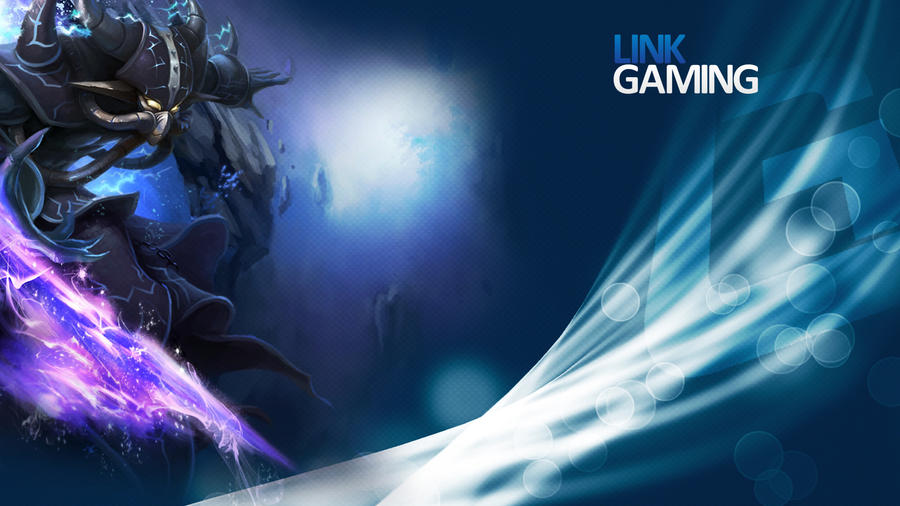 LiNK Gaming twitter background by Art-By-JRH on DeviantArt Twitter Backgrounds For Gamers
