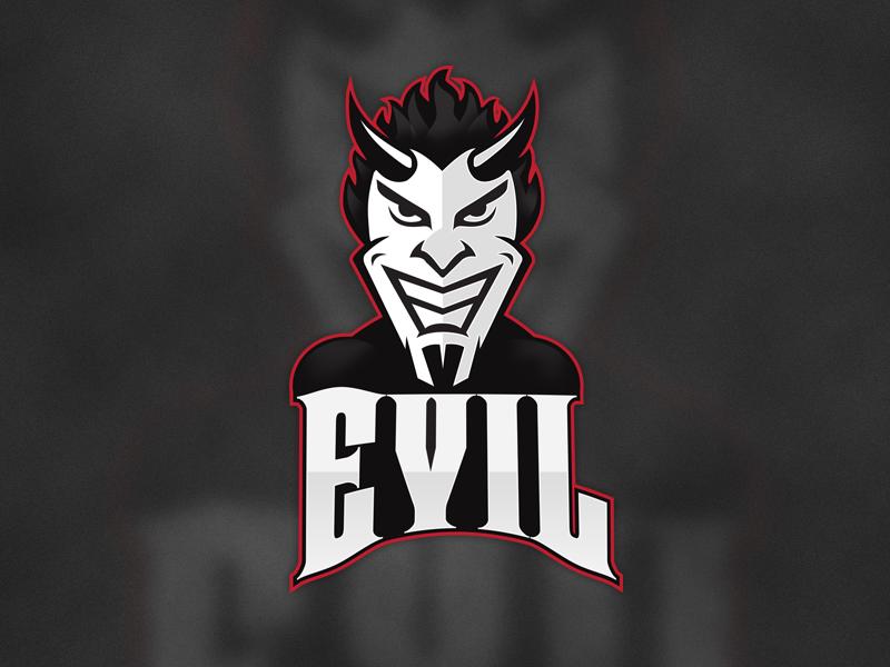 Evil Logo For Sale By Art By Jrh On Deviantart