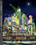 Port of Illumination (Night Mode)