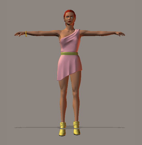 Poser 5 Preview by lefty-2000
