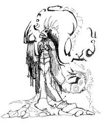 Doodle^Forsaken by blawte