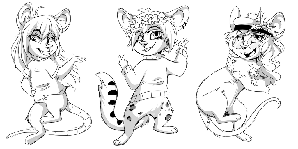 Sketch Requests by shapsi
