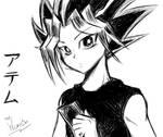 Yami Yuki_ Rough Sketch