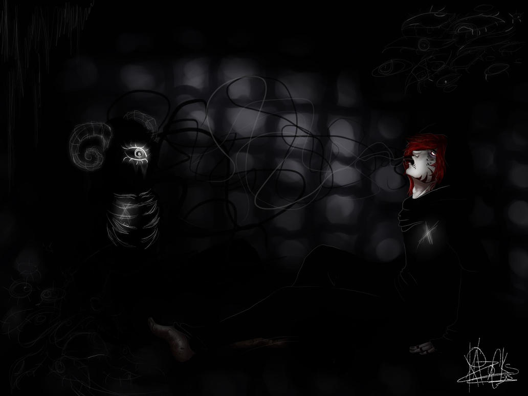 I don't have nightmares by Kazocks