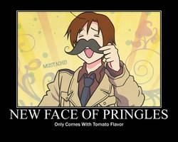 New Face Of Pringles by haro-x-tales