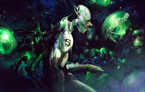 alien by iagoblack
