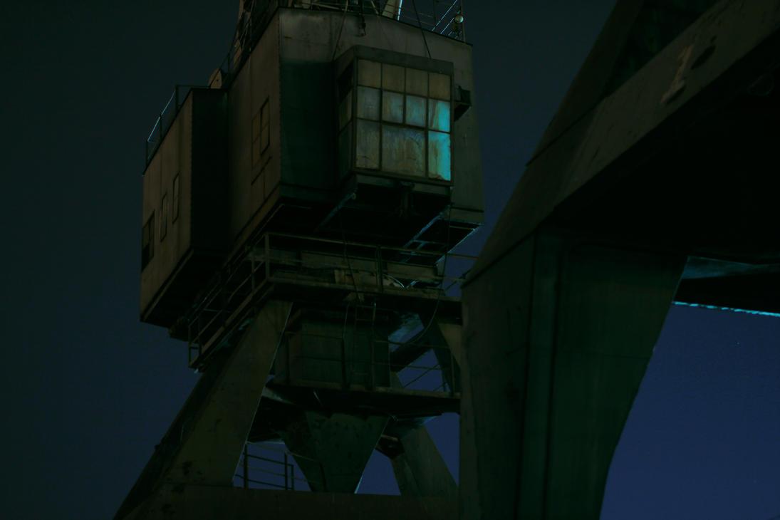 Crane by CAmpoo691