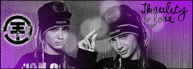 gangsta Kaulitz by kristenmargina