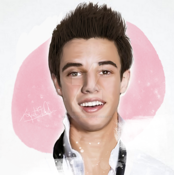Cameron Dallas by kristenmargina
