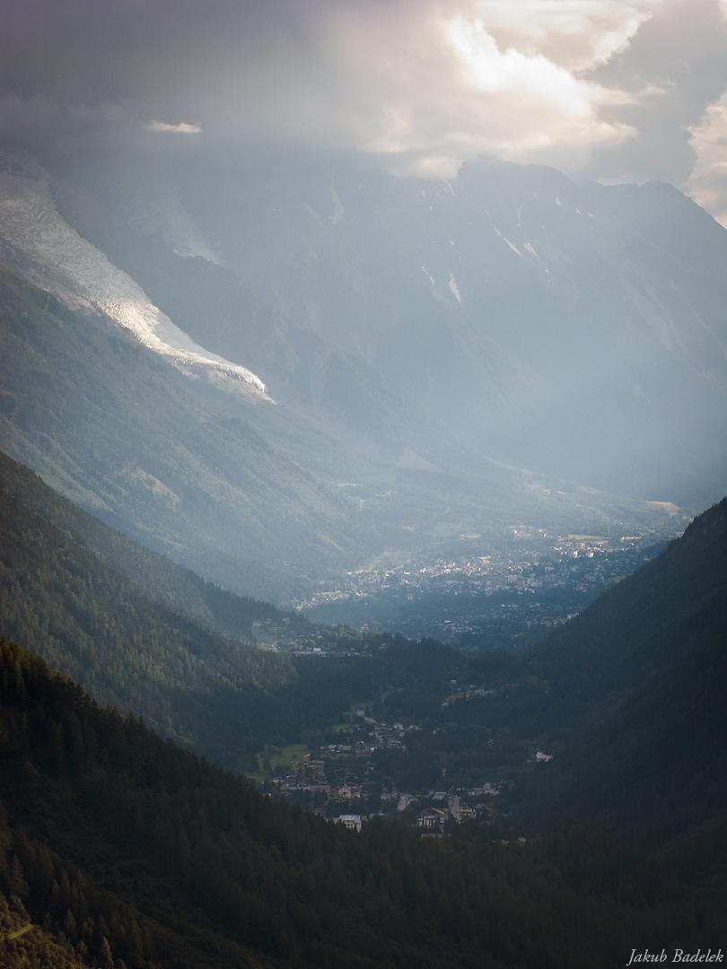 Dolina Chamonix