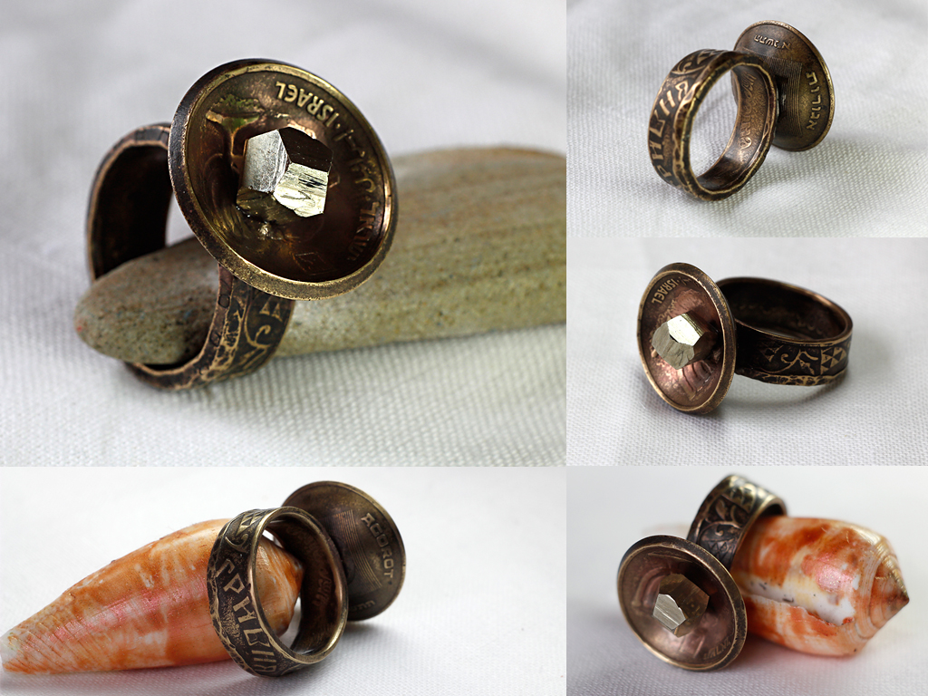 Coin Ring by AlladdinSE