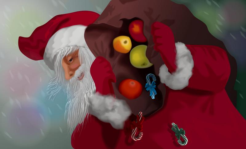Santa by lilok-lilok