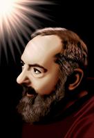 San Pio da Pietrelcina by lilok-lilok