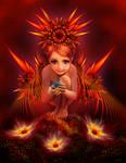 Young Garuda by lilok-lilok