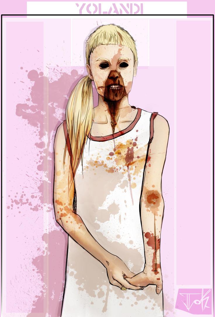 Yolandie Zombie by GuilleJoK