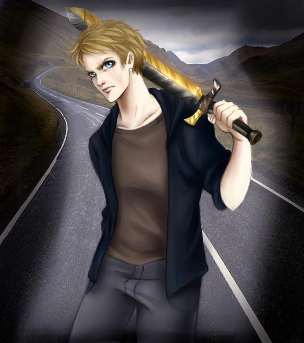 Percy Jackson Vs Jason