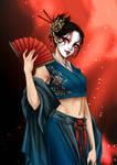 Commission: Kuni Sango