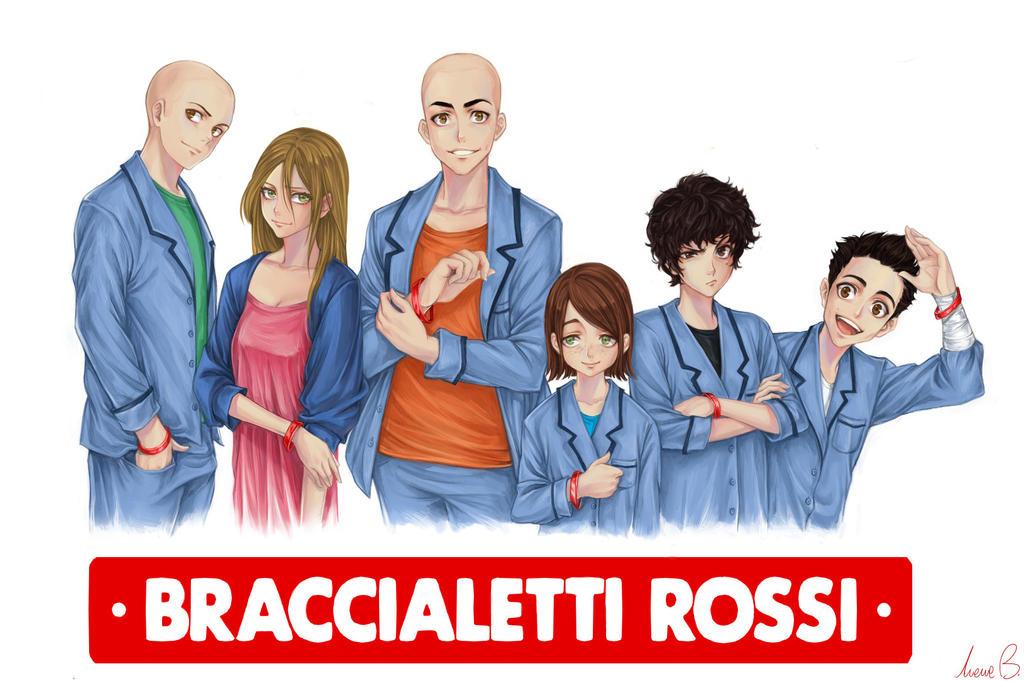 Braccialetti Rossi by AireensColor
