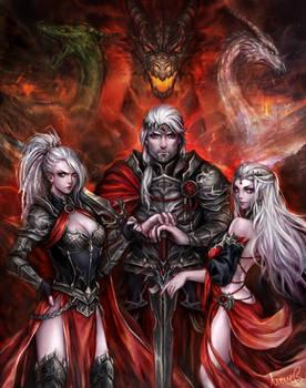 The First Targaryen