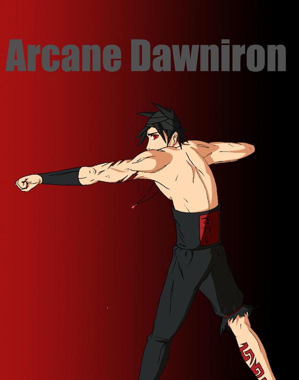Arcane Dawniron by Dakxu