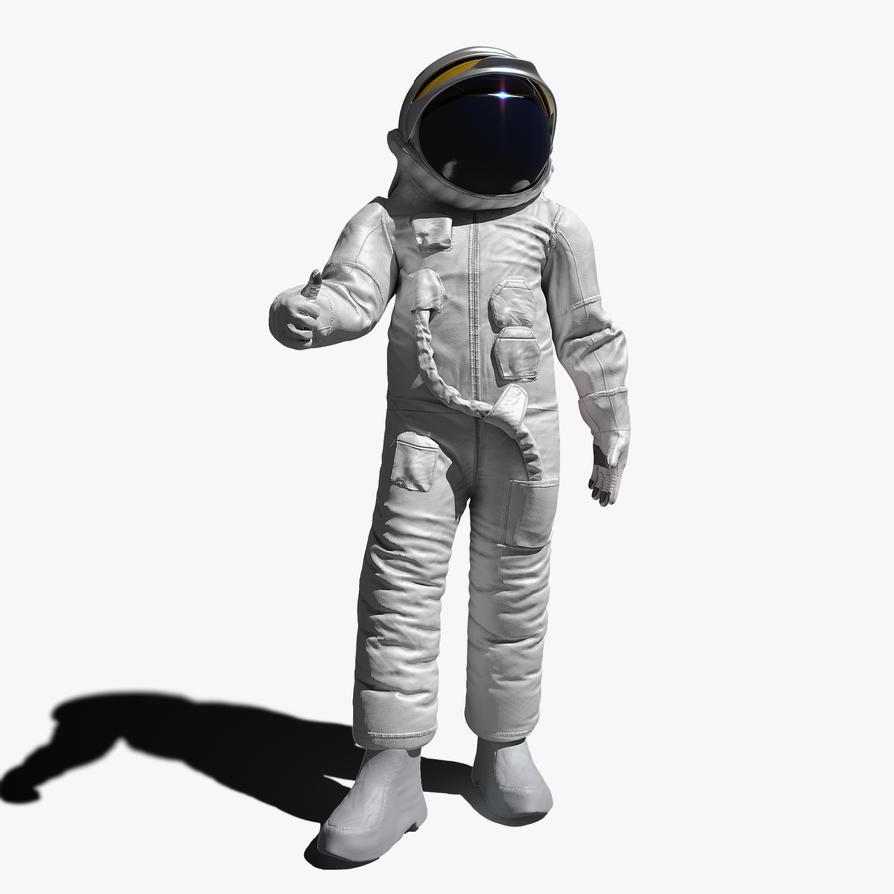 Astronaut by Rev4nsh