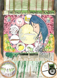 The Tale of the Princess Kaguya by Why2be