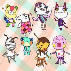My favorite villagers