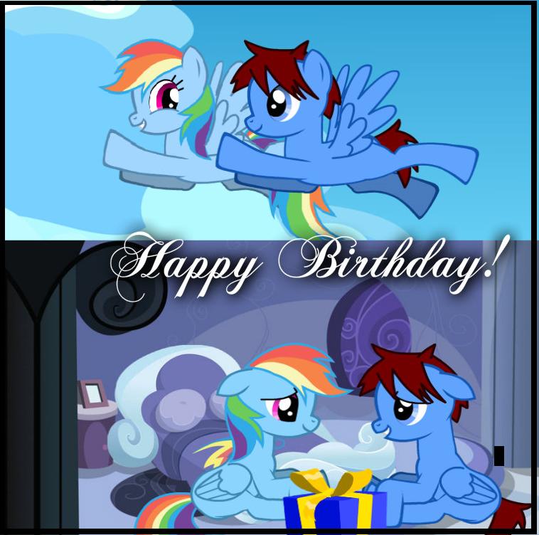 Happy Birthday Cameron! By XXRainbowDash-MLP On DeviantArt