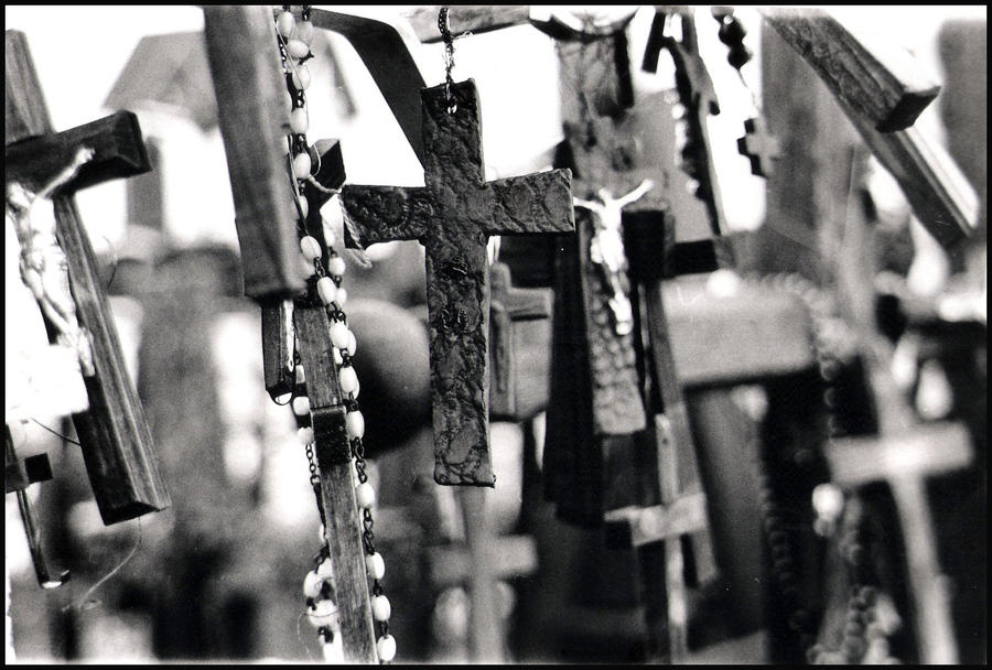 Hill of Crosses II by Devstopfix