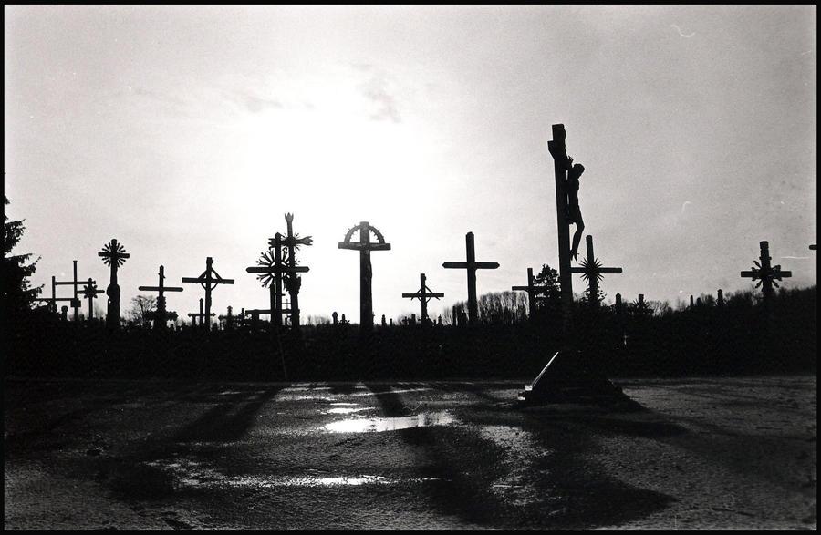 Hill Of Crosses VII by Devstopfix