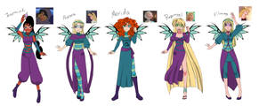 Witch Disney 3 by Jeanette9a