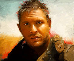 Mad Max by Lucival