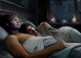 Nightly Vigil by Lucival